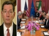 Sen. John Barrasso Reacts To Iran Talks As Deadline Looms