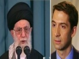 Sen. Tom Cotton Speaks Out As Iran Nuclear Deadline Looms