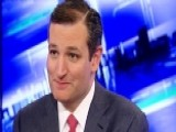 Sen. Ted Cruz Fires Back At Critics After 2016 Announcement