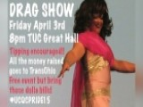 Starnes: University Hosts Good Friday GenderF*ck Drag Show