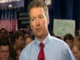 Sen. Rand Paul Responds Viewers' Questions