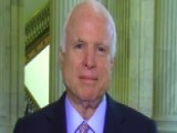 Sen. McCain Sounds Off On WH As ISIS Threatens Ramadi