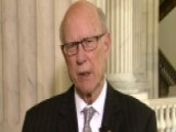 Sen. Pat Roberts Talks Iran Deal, 'Let It Go' Ringtone