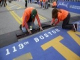 Security Preparations Tight Ahead Of Boston Marathon