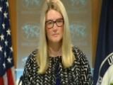 State Dept. Grilled Over Marine Held In Iran