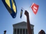 Supreme Court Arguments Underway In Gay Marriage Case