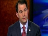 Scott Walker: 'Different Set Of Rules For Clintons'
