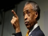 Sharpton's Stormy Comments