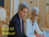 SR In 60: Iran Talks Over Nuclear Program Will Extend Past Deadlin