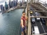 Selfie Atop Brooklyn Bridge Raises Security Concerns