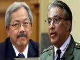 San Francisco Mayor, Sheriff Square Off Over Sanctuary Law