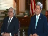 Secretaries Kerry And Moniz Defend Iran Nuclear Deal