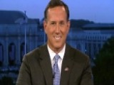 Santorum On GOP Field, Foreign Policy Challenges, 2016 Race