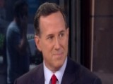 Santorum: Planned Parenthood Is All About Dehumanization