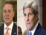 Sen. Perdue: Iran Nuke Deal 'fails The American People'