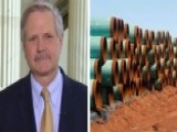 Sen. Hoeven: Obama Will Turn Down Keystone XL Pipeline