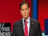 Sen. Marco Rubio Defends Pro-life Position
