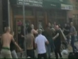 Soccer Hooligan Brawl Breaks Out In New Jersey