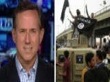 Santorum Talks ISIS Strategy, Increase Of Campaign Staff