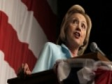Self-inflicted Wound Continues To Dog Clinton Campaign