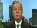 Sen. Graham Blasts Nuclear Deal With Iran, Donald Trump