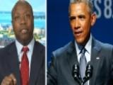 Sen. Scott On Obama Calling Iran Deal Opponents 'crazies'