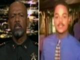 Sheriff Clarke: Let's Never Speak Of Shooter Again