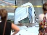 Street Swallows Car