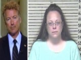 Sen. Rand Paul Reacts To Release Of Kentucky County Clerk
