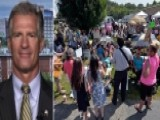 Scott Brown 'disappointed' By Candidates Joining Davis Rally