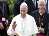 Security On High Alert Ahead Of Pope's Visit To Washington