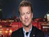 Sen. Rand Paul Rips Into Hillary Clinton Over Server Scandal