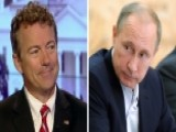 Sen. Paul: 'I'm All For Engagement' With Putin