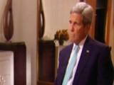 Sneak Peek: John Kerry 'On The Record'