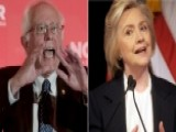 Sanders Nearly Matches Clinton In Fundraising Haul