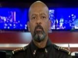 Sheriff Clarke Weighs In On 'war On Police,' Gun Debate