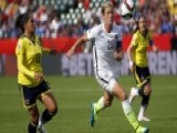 Soccer Star Abby Wambach Fights For Concussion Safety