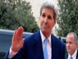 Sec. Of State Kerry Says Israel And Jordan Came To Agreement