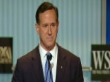 Santorum Lays Out Plan To Help Vets And Reform VA System