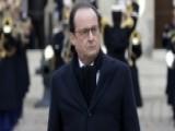 Special Memorial Held To Honor Paris Victims