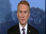 Sen. Lankford Talks National Security, Government Waste