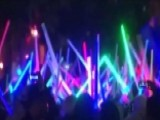 Star Wars Fans Attempt To Break Record For Lightsaber Battle