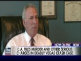 Suspect In Deadly Las Vegas Car Rampage Appears In Court