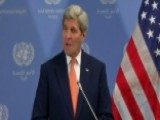 Sec. Kerry Confirms Iran's Compliance With Nuclear Deal