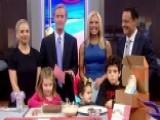 Sarah Michelle Gellar's Tips For Getting Kids In The Kitchen