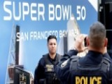Security Ramps Up Ahead Of Super Bowl 50