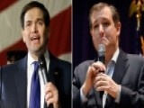 Senators Rubio, Cruz Battle For Second Place In Virginia