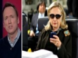 Shillue: Email Scandal Disqualifies Clinton From White House