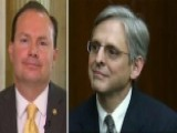 Sen. Mike Lee Rejects Merrick Garland's SCOTUS Nomination