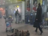 Series Of Explosions Rip Through Brussels Airport, Subway